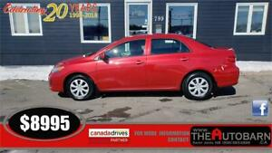 2013 TOYOTA COROLLA CE - 5 SPEED MANUAL, CRUISE, HEATED SEATS