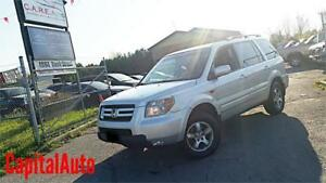 2006 Honda Pilot EX-L 4X4 *Safetied* *Loaded*