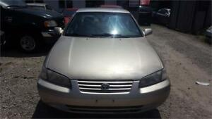 1997 TOYOTA CAMRY AUTO EXCELLENT CONDITION WITH SAFETY