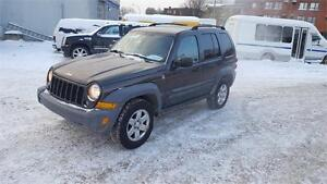 2005 Jeep Liberty Trail Rated-- 4X4