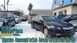 2013 Acura TL Tech FULL - TOIT - CUIR - BAS KILO