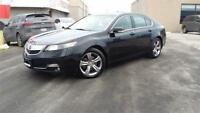2012 Acura TL w/Tech Pkg Oakville / Halton Region Toronto (GTA) Preview