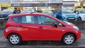 Nissan Note 1.2 Visia(low mileage 27k)