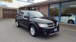 2015 Dodge Journey SXT/NO ACCIDENT/7 SEATER /IMMACULATE $14900