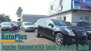 2010 Cadillac SRX 3.0 Premium - AWD - TOIT - GPS - FULL