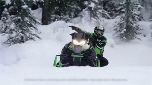 2017 ARCTIC CAT ZR 8000 SNO PRO ES 129 SALE PRICED!!