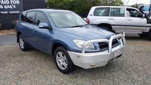 TOYOTA RELIABILITY .... 2009 Toyota RAV4 CV 4WD Wagon ... MANUAL Westcourt Cairns City Preview