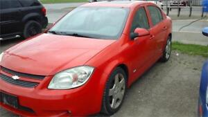 2006 Chevrolet Cobalt SS nice car runs and drives as.is deal