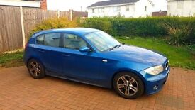 BMW 1 SERIES 2.0 120d Sport 5dr