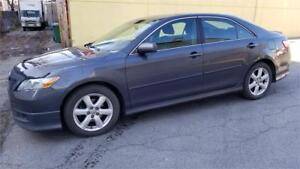 Toyota Camry SE 2009, automatique, AC, Mags, groupe elect