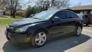 2014 Chevrolet Cruze Diesel, Leather, Sunroof, Rear camera
