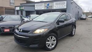 2010 Mazda CX-7 GT AWD LEATHER, P-MOON, BLUETOOTH