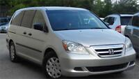 2006 Honda Odyssey LX COMES WITH SAFETY CERTIFICATE Brantford Ontario Preview