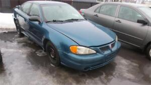 2003 Pontiac Grand Am SE