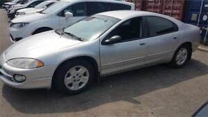 2004 Chrysler Intrepid SE  140,000 KMS  2900.00