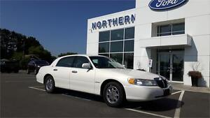 1999 Lincoln Town Car Signature As Traded