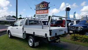 2012 Turbo Diesel - 2WD - Extra Cab - Toyota Hilux Ute Westcourt Cairns City Preview