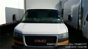 2014 GMC Savana Commercial Cutaway  16 ft box