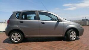 2009 CHEVROLET AVEO LT/Loaded/Sunroof/WE FINANCE 2% interest