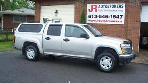 2006 GMC Canyon SLE Crew Cab - Only $8,850 Safetied and E-Tested