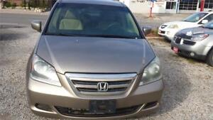2006 HONDA ODYSSEY FULLY LOADED AUTO AIR LEATHER SUNROOF