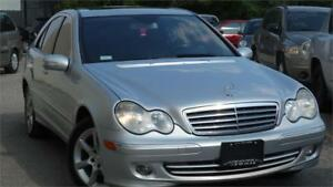 2007 Mercedes-Benz C-Class 3.0L AVANTGARDE with safety