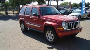 2007 Jeep Liberty LTD 4x4