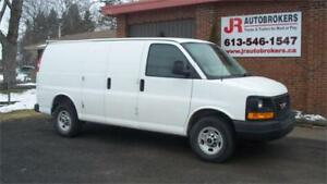 2011 GMC Savana 2500 Cargo Van - Air, Cruise, CD and more!