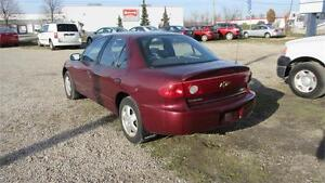 2004 Chevrolet Cavalier VL | ONLY 86KMS!!!! Kitchener / Waterloo Kitchener Area image 4