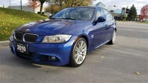 2010 BMW 335i xDrive | M-Sport | Comfort Access | Accident Free!