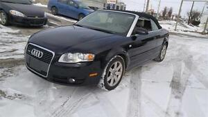 2008 Audi A4 S-line Convertible | AWD | No Accidents