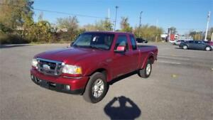 2007 Ford Ranger Automatic