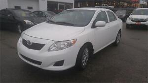2010 Toyota Corolla CE   Remote Start   Very Clean   No Accident