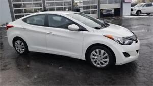 Hyundai elantra 2012, automatique, bluetooth, sieges chauffants