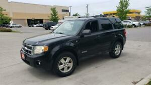 2008 Ford Escape, XLT, AWD, Low km,Automatic,3/Y Warranty availa