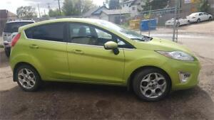 2011 Ford Fiesta SES BLUETOOH, PUSH START BUTTON,FULLY CERTIFIED
