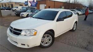 2008 DODGE AVENGER SXT LEATHER SUNROOF HEATED SEATS