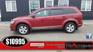 2011 DODGE JOURNEY SE - 4CYL AUTOMATIC - CRUISE - REMOTE START