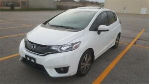 Honda fit 2015 EX-L Fully Loaded