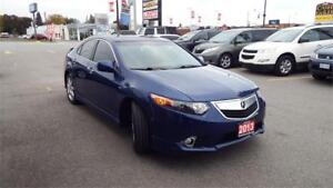2013 Acura TSX A-Spec Pkg/MANUAL/SUNROOF/IMMACULATE $13999