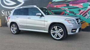 2012 Mercedes-Benz GLK350 4Matic AWD *Clean Carproof *Navi