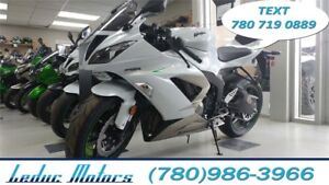 2017 Kawasaki Ninja ZX-6R ABS - 0% FINANCING AVAILABLE- CALL NOW