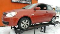 Hyundai Accent 2009 (stock#201) Saguenay Saguenay-Lac-Saint-Jean Preview