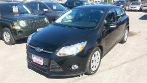 2012 Ford Focus SE, HATCH, AUTO, ONE OWNER, NO ACCIDENTS