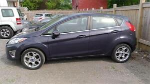 2012 Ford Fiesta SES-Low kms 57000kms-Excellent Car- Gas Saver
