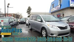 2012 Toyota Sienna LE FULL - MAG - PROPRE