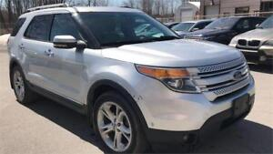 FORD EXPLORER 2011 LIMITED AWD CUIR,DVD,TOIT