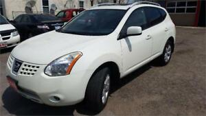 2009 Nissan Rogue SL, Accident Free, Certified