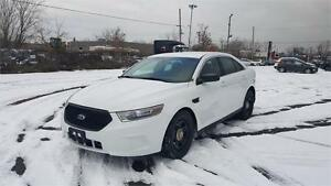 2013 Ford Taurus Police Pack Interceptor AWD