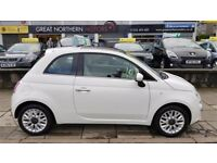 Fiat 500 1.2 Lounge Panoramic roof